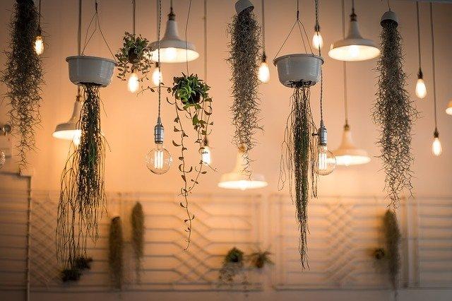 viseča svetila doma